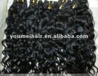 new design amazing 100%virgin hair curly weave brand cheap