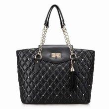 2012 Winter Collection Handbag Sheepskin Fashion bag