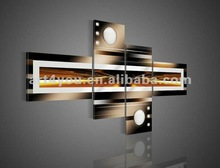 New arrival group abstract art paintings(22144)