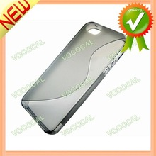 for iPhone 5 S Line TPU Protective Case