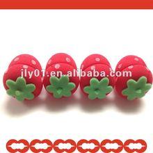 2012 hot sale Strawberry Sponge Hair Roller