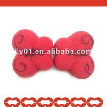 2012 newest hot sale Butterfly shaped Sponge Hair Roll