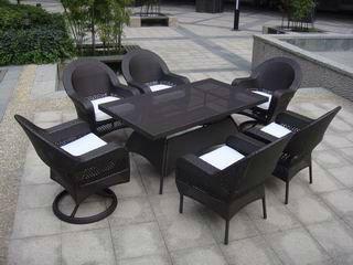 Reciclado de pl stico muebles de jard n conjuntos de - Muebles de jardin de plastico ...