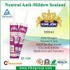 Anti Mildew Silicone Sealant (TUV, SGS, Reach)