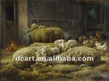 Hot Selling Artist Animal Paintings