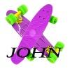 original design custom complete skateboard (CE test)
