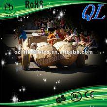2012(QiLing) inflatable rocket car model