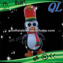2012(QiLing) amusing hot-sale inflatable duck model