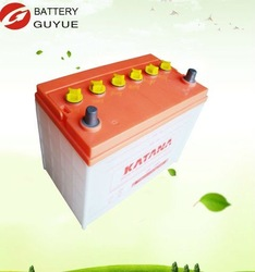 replacement car battery with high performance