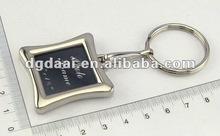2012 fashion keychains photo fram keychain