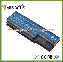 External laptop batteries for Acer Aspire 5230, 5520,5920,6930,7720,8730 Series