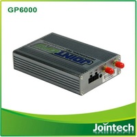 AVL Real Time GPS Car Tracker GP6000, Can conect with 3 External Device at the Same Time