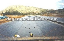 HDPE smooth geomembrane 0.40mm thickness ,ASTM standard