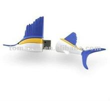 custom made 3D fish usb flash pendrive
