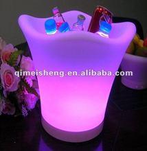 hot lighting beer\wine buckets\ pot led dining furniture(L--BP032)
