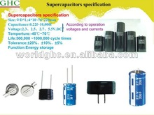 pulse rated capacitor