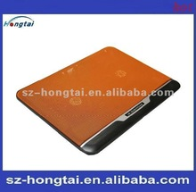 double fans and fashionable design laptop cooling pad