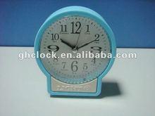 Cheap and decorative funny desk alarm clock