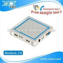 High quality 24 bit fanless ncomputing HP H1M17AA Thin Client T5570 series