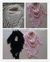New Fashion Vitality and Unique Handmade Knitting Shawl 2012