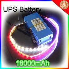 high quality 18000 mah ups battery charging