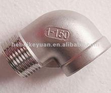 2012 BEST-SALE stainless steel 316 M&F thread 90 deg street elbow