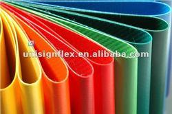 Fire Retardant PVC tarpaulin fabric