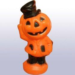 Resin craft halloween pumpkin man