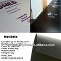 Corrugted pp de plástico para los paneles del piso/la pared de protección