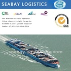 Professinal Air and Sea Shipping agent from Ningbo China to Nigeria