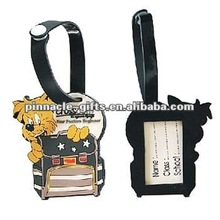 Promotion travel 3d tags