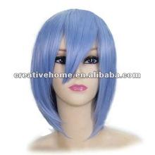 The sunspots basketball / sunspots Tetsuya ice blue / light blue anti-Alice cosplay wig (Female version)