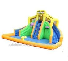 inflatable water slide ,pool slide playground