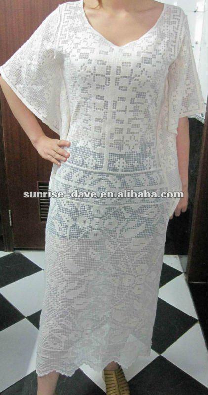 2013 nueva moda de encaje vestido