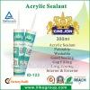 Acrylic Mastic Sealant, Acrylic Paint Sealant
