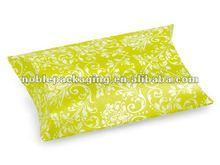 2012 Plastic Pillow Box For Gift