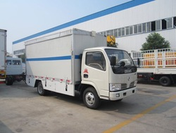 4*2 dongfeng flow stage car