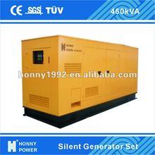 450kVA Silent Generator Set