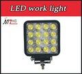 2800LM 4 polegada ATV 48 W LED trabalho farol lâmpada de luz máquina caminhão trator
