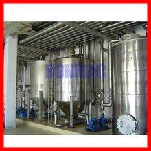 1T/d rubber seeds oil refining equipment