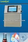 1-5 Lines ,Inkjet Printer for Bottle Production Date