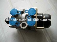 SHACMAN F2000 Parts Brake valve,Heavy truck brake valve,DZ9100360080