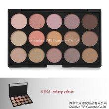15W eyeshadow palette cosmetic eyeshadow display accessory