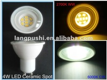 HOT-SALE! 8 SMD Hi-power LED Spot GU10 Warmweiss Cool White