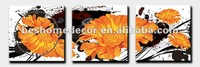 oil painting pictures of flowers,flower oil painting,flower oil painting pictures with clock