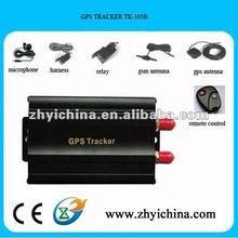 Web based gps car tracker system tk103