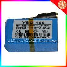 12V 1800mah dry batteries for ups