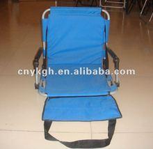 Folding portable stadium chair
