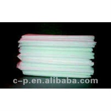 Surgical good quality PP coated PE hand towel with CE ISO13485 approved