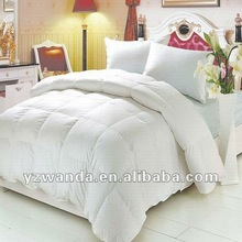 new summer washable white duck or goose feather duvet quilt